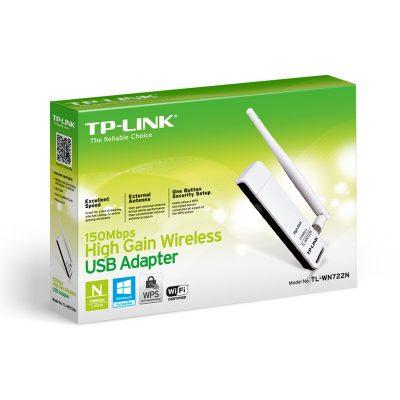 Adaptador USB Inalámbrico TP-LINK