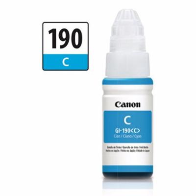 Canon Gi-190 - Botella Cyan