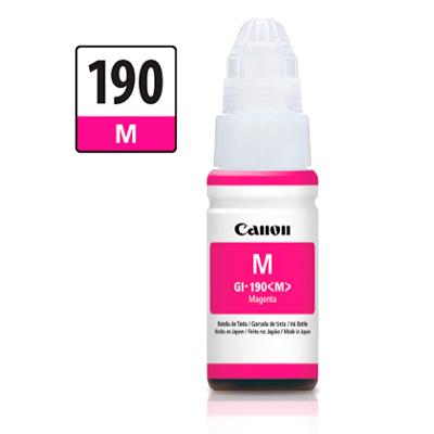 Canon Gi-190 - Botella Magenta