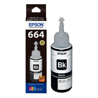 Epson T6641 - Botella negra