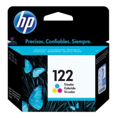 HP 122 - Cartucho Color