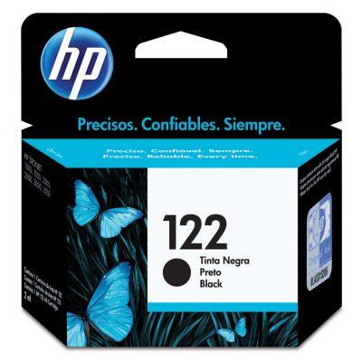 HP 122 - Cartucho Negro