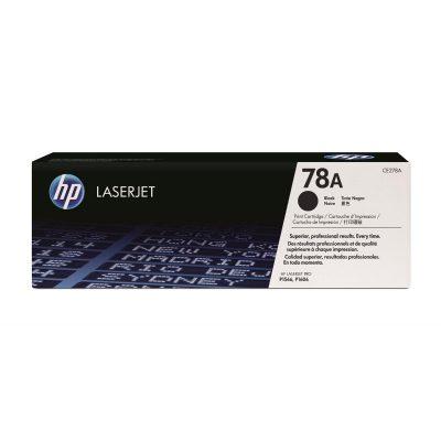 HP 78A - Cartucho Negro de tóner LaserJet