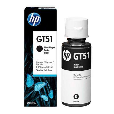 HP GT51 - Botella de Tinta Negro