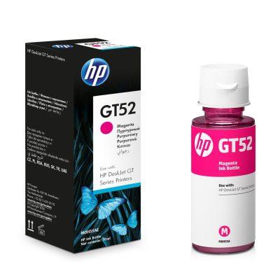 HP GT52 - Botella de Tinta Magenta