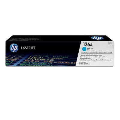 HP 126A - Cartucho Cyan de tóner LaserJet
