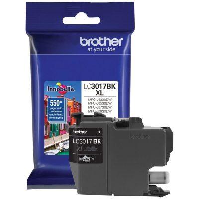 Brother LC3017bk - Cartucho de tinta negra