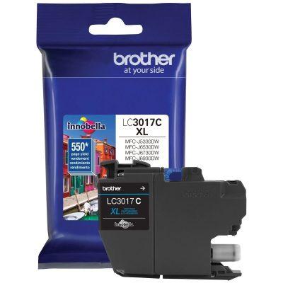 Brother LC3017C - Cartucho de tinta cyan