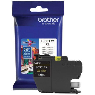 Brother LC3017Y - Cartucho de tinta amarillo