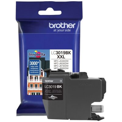 Brother LC3019bk - Cartucho de tinta negra