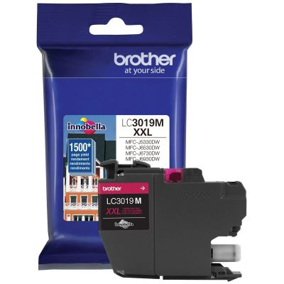 Brother LC3019M - Cartucho de tinta Magenta