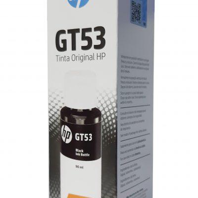 HP GT53 - Botella de Tinta Negra