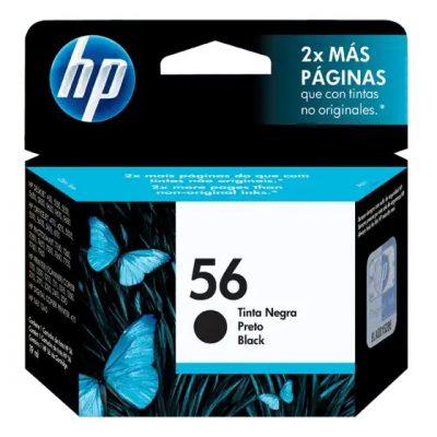 HP 56 - Cartucho Negro