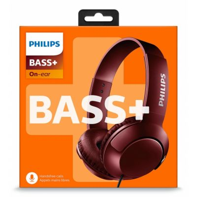Audífonos Philips Bass+
