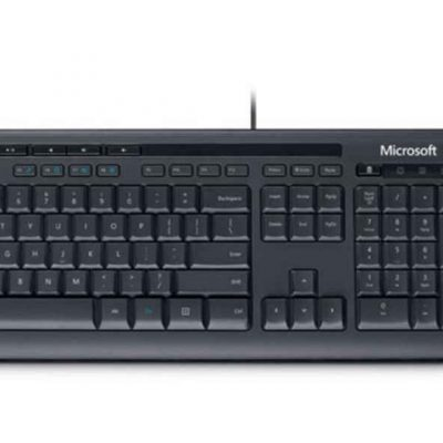Teclado + Mouse MICROSOFT Wired 600